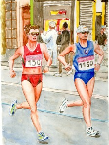 marathon féminin